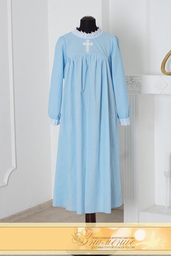 Как сшить платье для погребения 191