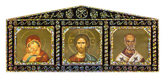 Картинки по запросу икона тройная